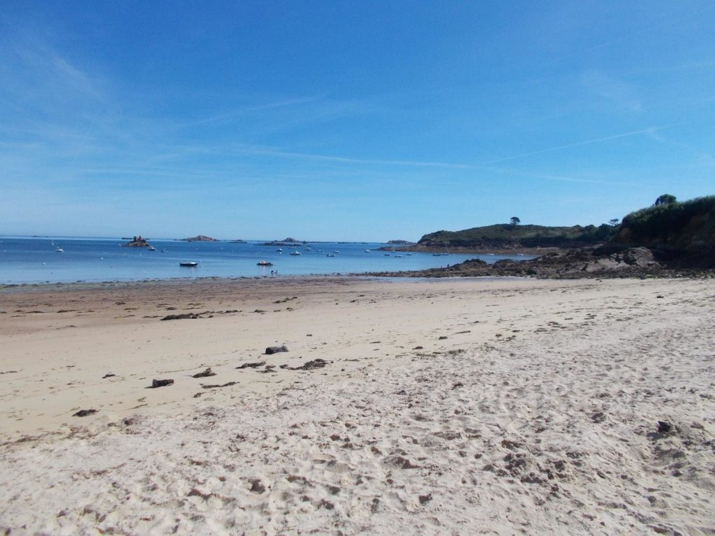 Plage du Penquer in Brittany